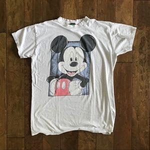 Vintage Mickey Shirt